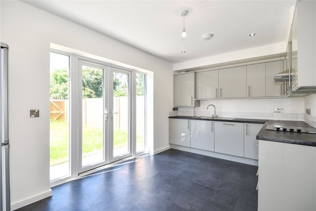 Thumbnail Terraced house for sale in Foxcroft, Iver, Buckinghamshire