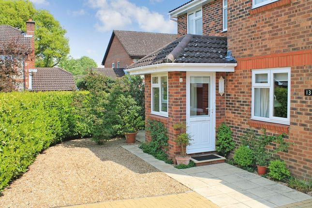 Thumbnail Detached house for sale in Morley Drive, Bishops Waltham, Southampton