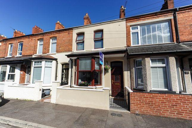 Thumbnail Terraced house for sale in Kensington Avenue, Bloomfield, Belfast