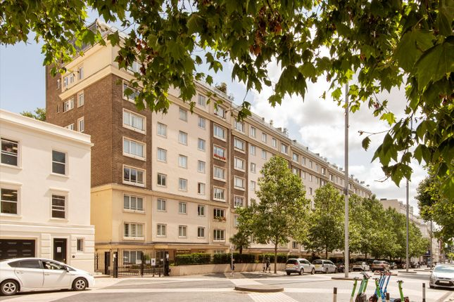 3 bed flat for sale in Montrose Court, Princes Gate, London SW7