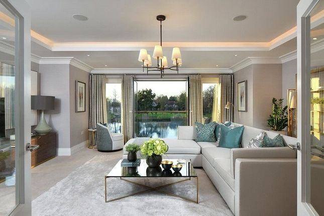 Thumbnail Property for sale in 3 Waterfront Villas, Mill Lane, Taplow, Maidenhead