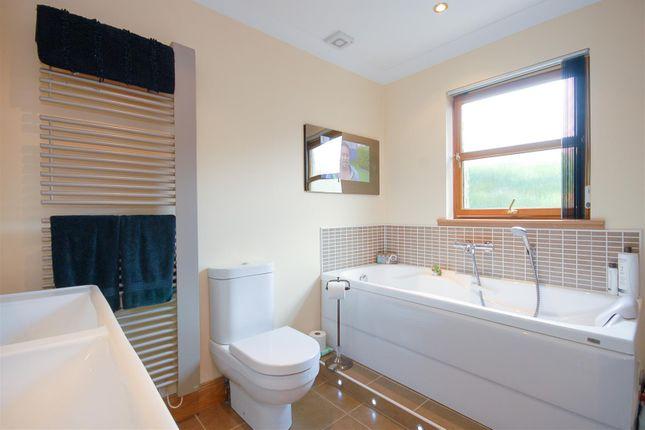 Downstairs Bath of Kinkellas, 25 Glamis Drive, Dundee DD2