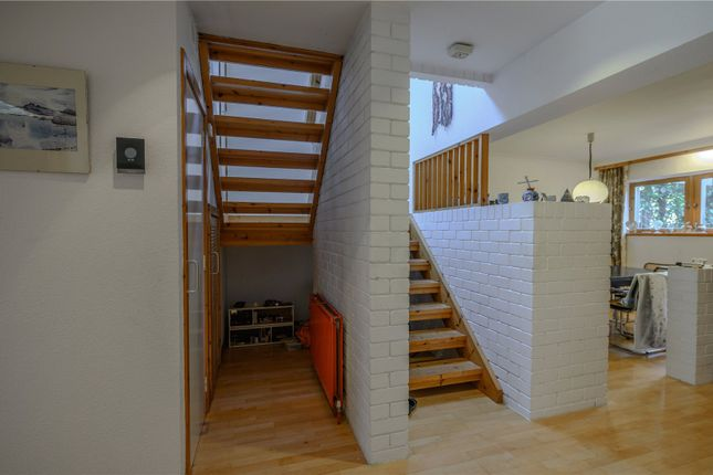 Staircase of Gavelcruive, 177B Queens Road, Aberdeen AB15