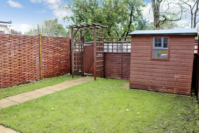 Thumbnail Terraced house for sale in Foxbury, Lambourn, Hungerford