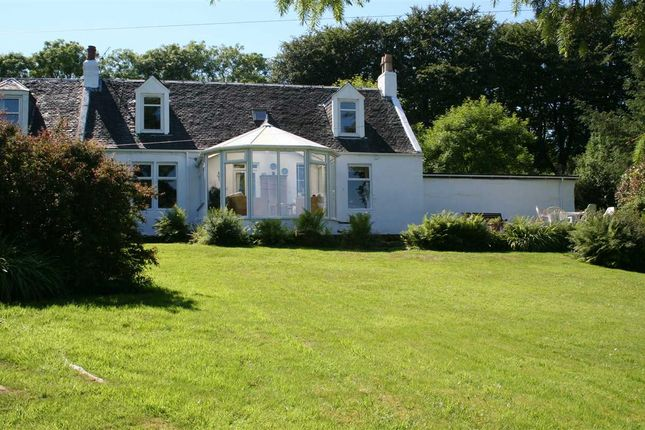 Thumbnail Semi-detached house for sale in Knockenkelly House, Auchencairn, Whiting Bay