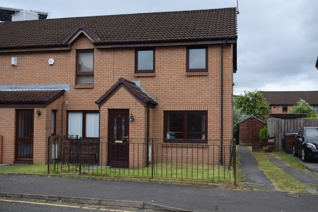 Thumbnail End terrace house for sale in 11 Hardgate Gardens, Shieldhall