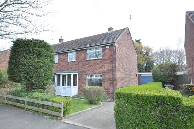 Thumbnail Semi-detached house to rent in Old Wood Road, Heswall, Wirral