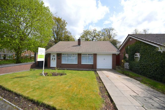 Thumbnail Detached bungalow for sale in Moseley Road, Spital, Wirral