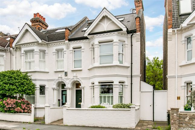 Thumbnail Terraced house for sale in Langthorne Street, Alphabet Streets, Fulham, London
