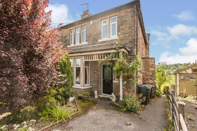 Thumbnail Semi-detached house for sale in Carlton Grove, Shipley