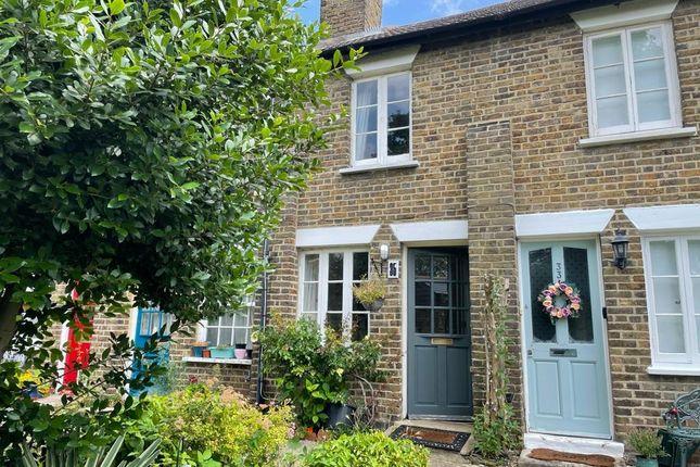 Thumbnail Terraced house to rent in Glebeland Gardens, Shepperton