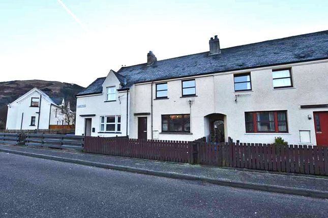 Thumbnail Terraced house for sale in Albert Road, Ballachulish
