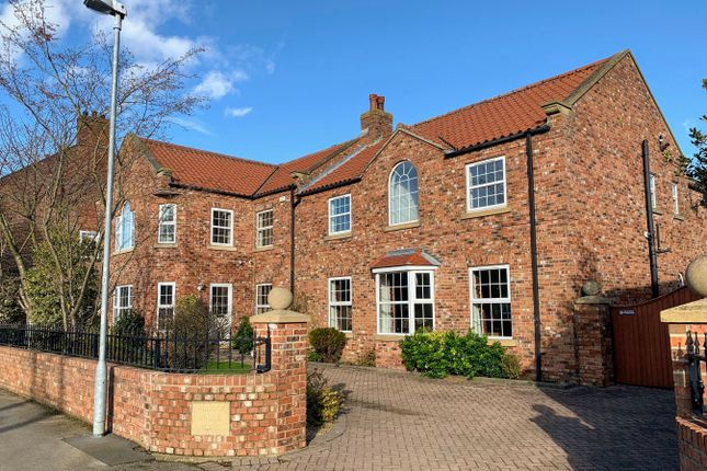 Thumbnail Detached house for sale in York Road, Cliffe, Selby