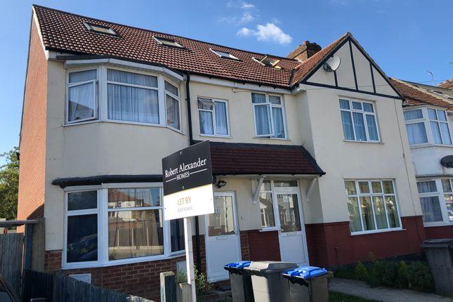 End terrace house to rent in Cranleigh Gardens, Harrow