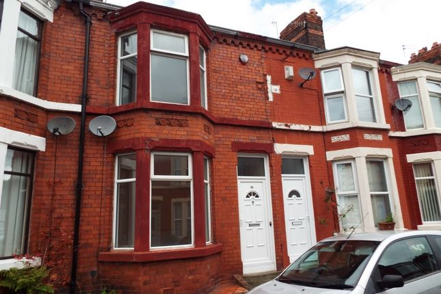Thumbnail Flat to rent in Springbourne Road, Liverpool