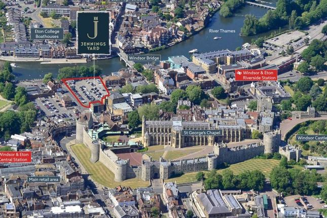 Thumbnail Office for sale in Thames Avenue, Windsor
