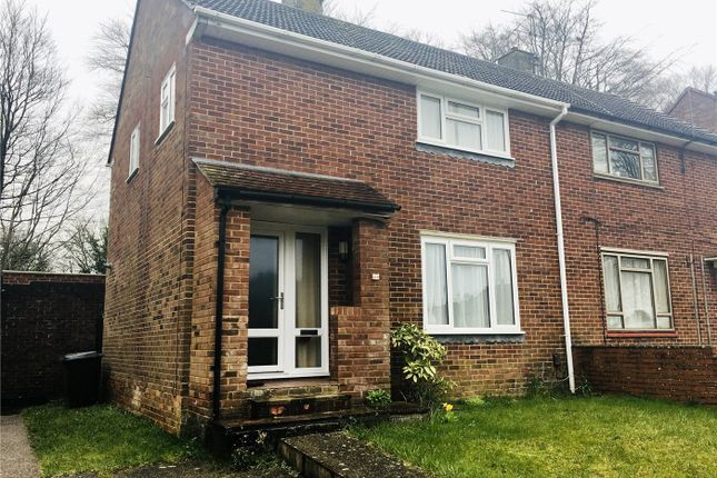 Thumbnail Shared accommodation to rent in Longfield Road, Winchester, Hampshire
