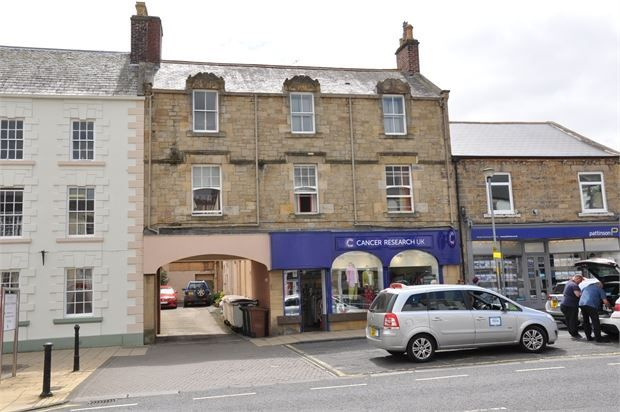 Thumbnail Flat for sale in Priestpopple, Hexham