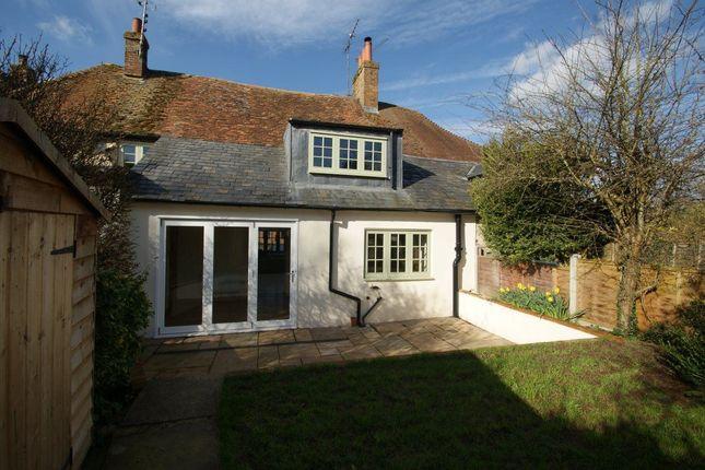 Thumbnail Terraced house to rent in Church Street, Collingbourne Ducis, Marlborough