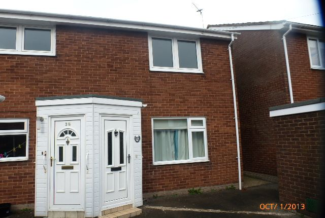 Thumbnail Flat to rent in Thirlwell Gardens, Carlisle