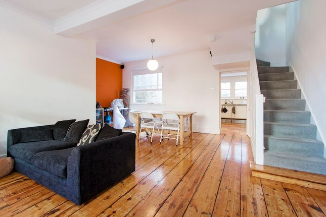 Thumbnail Terraced house to rent in Woodseer Street, Shoreditch