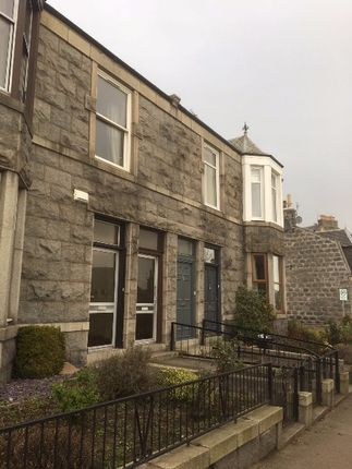 Thumbnail Flat to rent in Leslie Road, Old Aberdeen, Aberdeen