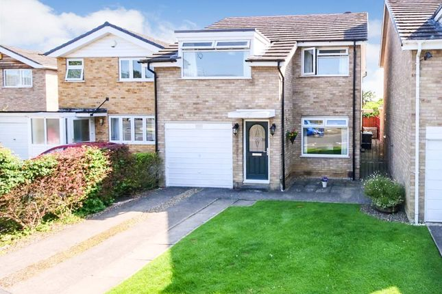 Thumbnail Detached house for sale in Ashbourne Way, York