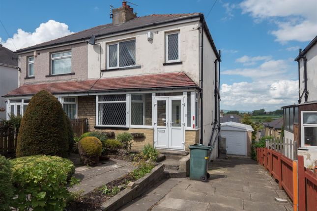 3 bed semi-detached house for sale in Lodore Road, Bradford