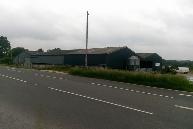 Thumbnail Commercial property to let in Bryngwyn, Raglan, Usk