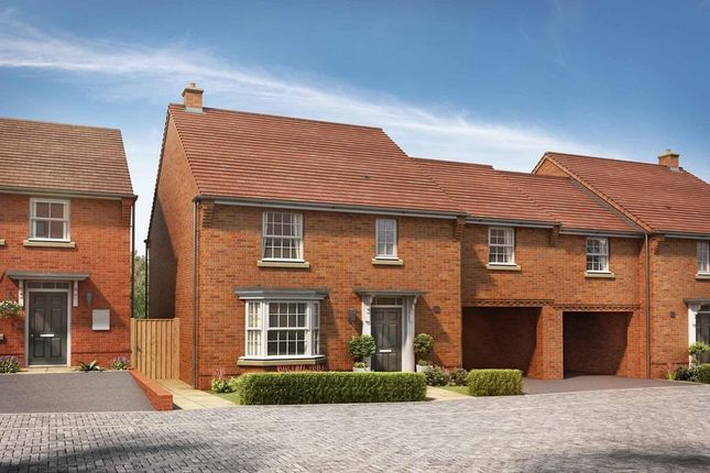 "Thumbnail Detached house for sale in ""Hurst"" at Sorrel Close, Uttoxeter"