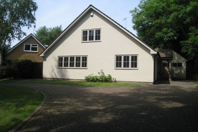 Thumbnail Detached house for sale in Central Avenue, Stoke Park, Coventry
