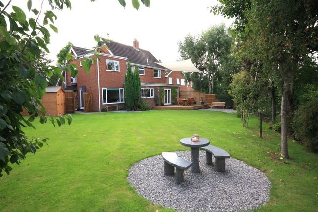 Thumbnail Detached house for sale in The Broadway, Nantwich