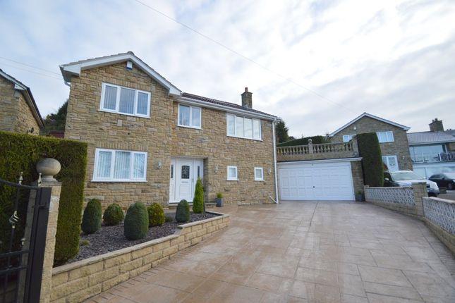 Thumbnail Detached house for sale in Park Rise, Castleford