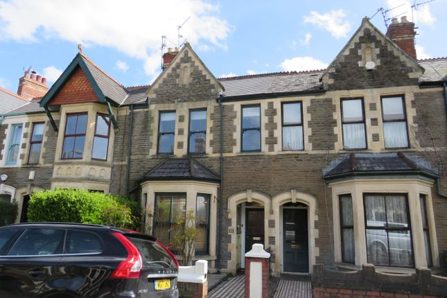 Thumbnail Property to rent in Fields Park Road, Cardiff