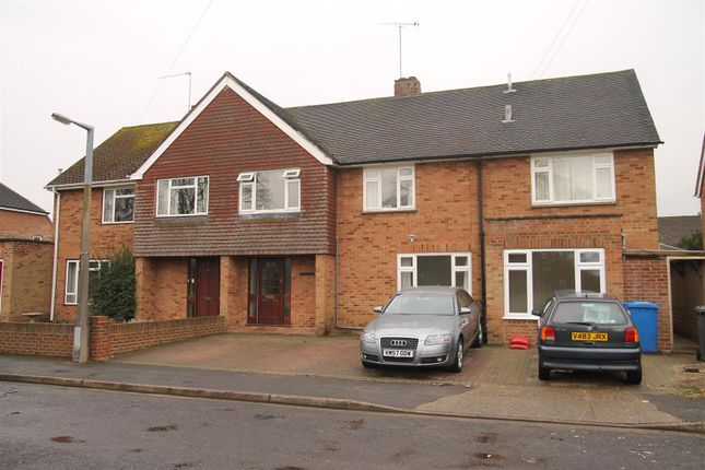 Thumbnail Semi-detached house for sale in Whiteley, Windsor