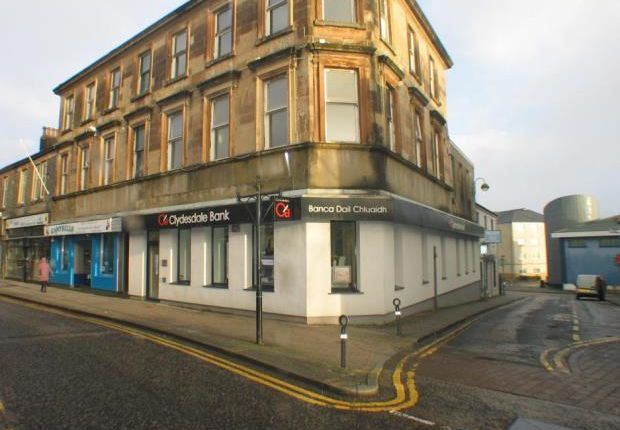 Thumbnail Flat to rent in Argyll Street, Dunoon, Argyll And Bute