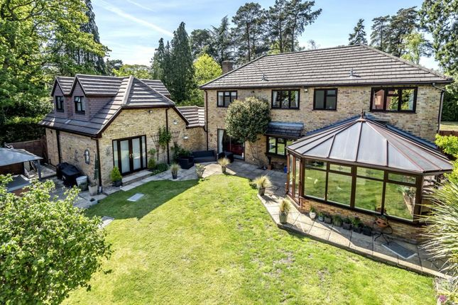 Detached house for sale in Augustus Gardens, Camberley