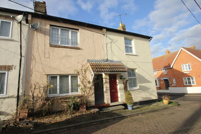 Thumbnail Terraced house for sale in St Thomas Road, South Fambridge, Rochford
