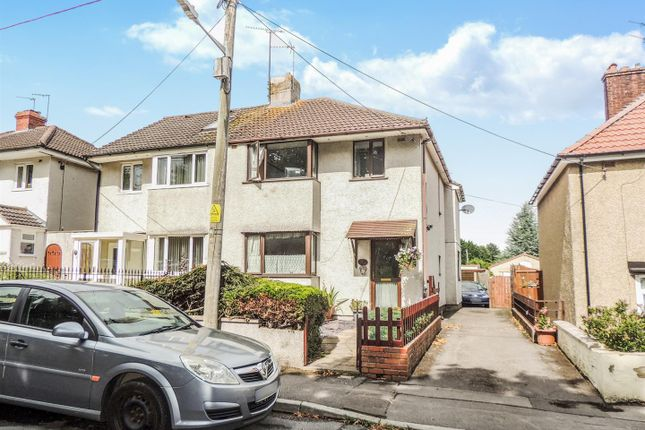 Thumbnail Semi-detached house for sale in Baden Road, Kingswood, Bristol