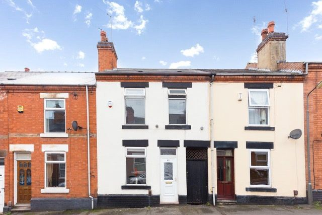 Thumbnail Room to rent in Moss Street, Derby