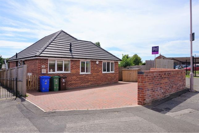 3 bed detached bungalow for sale in Eastland Terrace, Meden Vale NG20