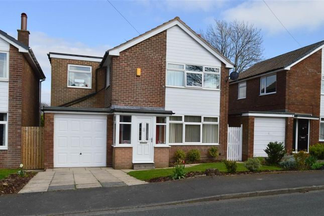 Thumbnail Detached house for sale in Long Ridge, Brighouse, West Yorkshire