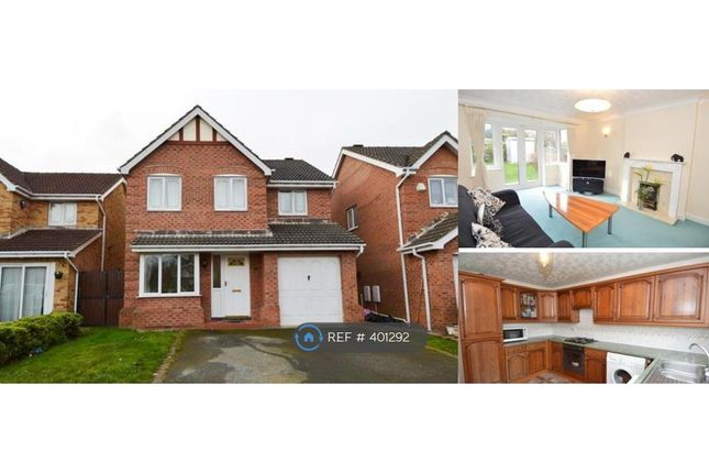 Thumbnail Detached house to rent in Sandringham Close, Leeds