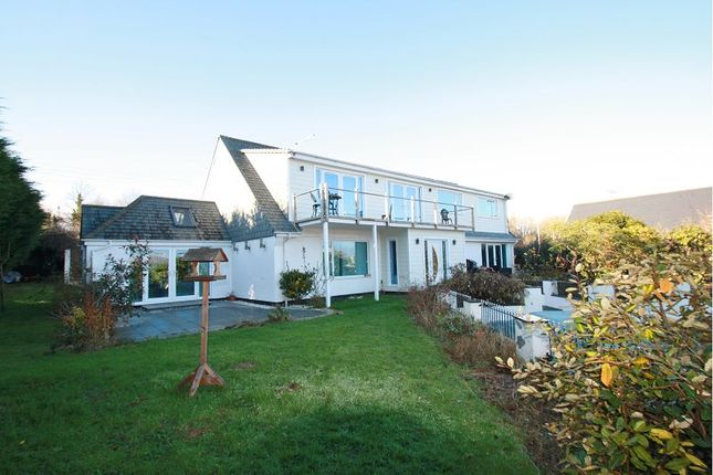 Thumbnail Detached house for sale in Broadley Court, Parkwood Close, Roborough, Plymouth