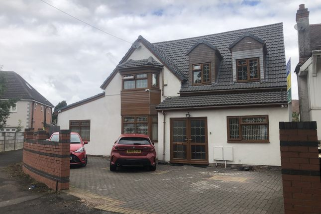 Thumbnail Detached house for sale in Coleshill Road, Hodge Hill