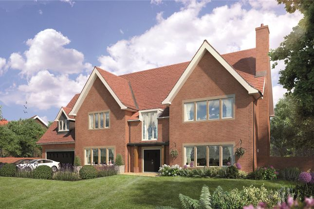 Thumbnail Detached house for sale in Bonham Grange, Church Road, Bulphan, Upminster