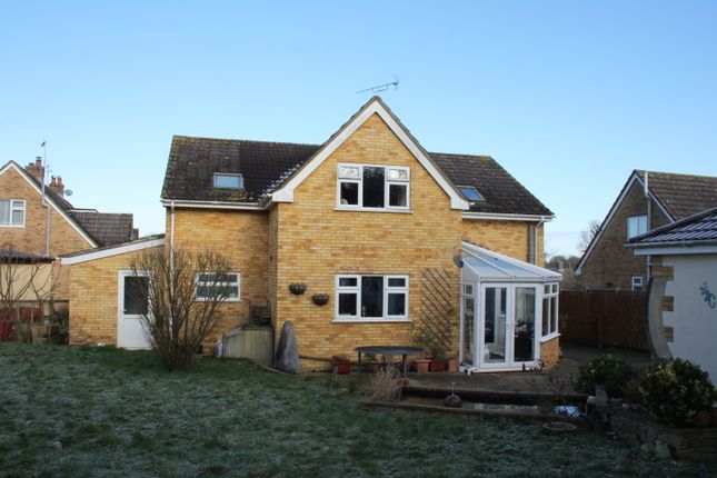 Thumbnail Detached house for sale in Hardy Close, Marnhull, Sturminster Newton, Dorset
