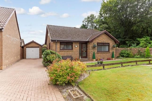 Thumbnail Bungalow for sale in Green Bank Road, Cumbernauld, Glasgow, North Lanarkshire