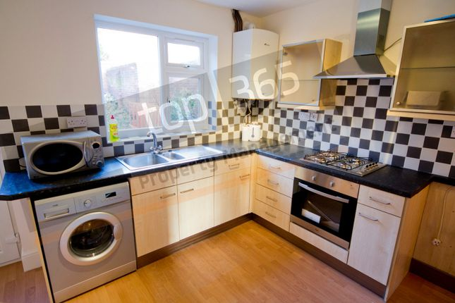 Thumbnail End terrace house to rent in Brook Street, Nottingham