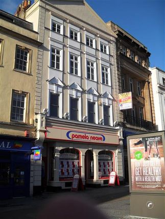 Thumbnail Flat to rent in St. Augustines Parade, Bristol